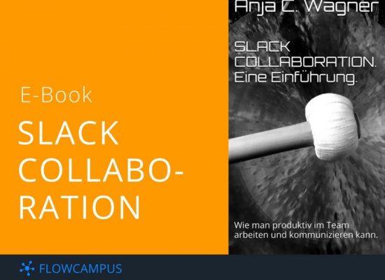 Slack Collaboration. Wie man produktiv im Team arbeiten und kommunizierenkann.