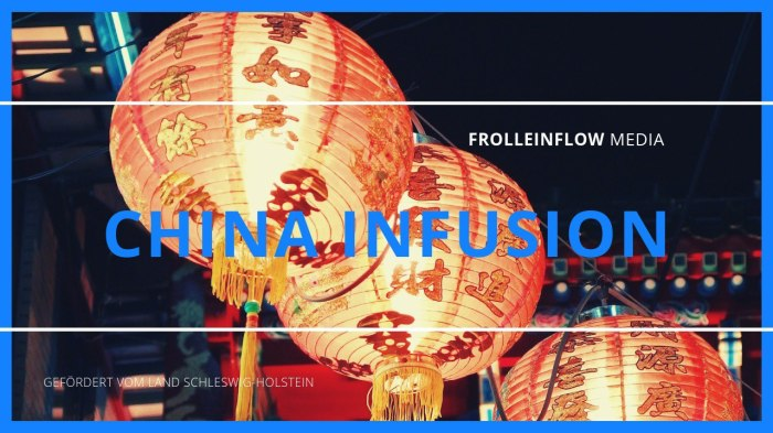 China Infusion Video-Coverbild