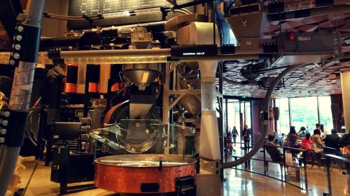 Starbucks Shanghai