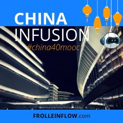 CHINA INFUSION - LOGO