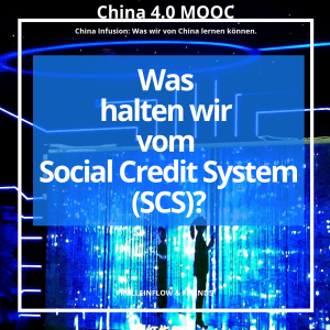 8. Was halten wir vom Social Credit System (SCS)?